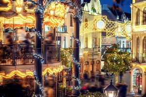 2 tickets pour Phantasialand Wintertraum, Allemagne