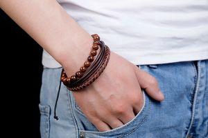3 bracelets Di Lusso