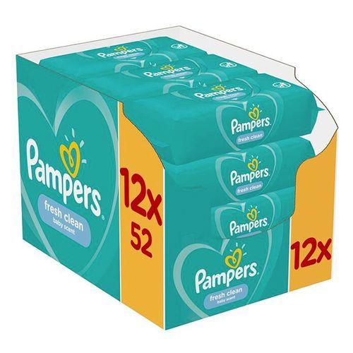 Pampers Fresh Clean-doekjes