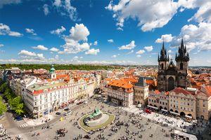 € 75,- korting op een 5-daagse treinreis binnen Europa
