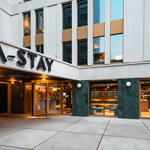 Korting Overnachting in A STAY Hotel Antwerpen