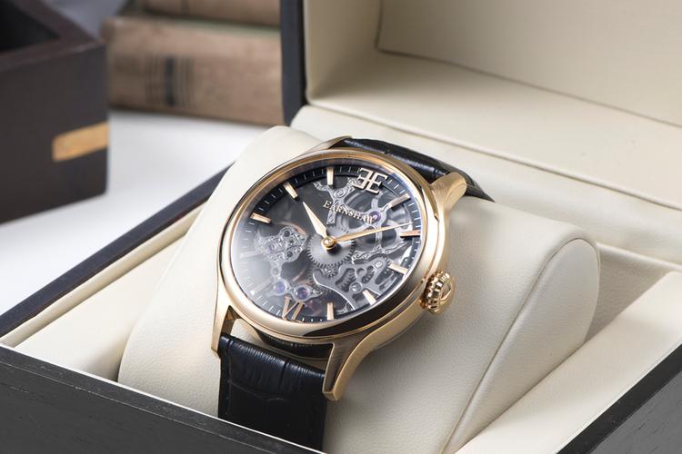 Thomas Earnshaw-horloge voor heren (type: ES-8061-03)