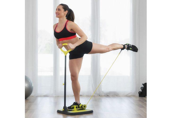 Korting Fitnessplatform voor been en bilspieren