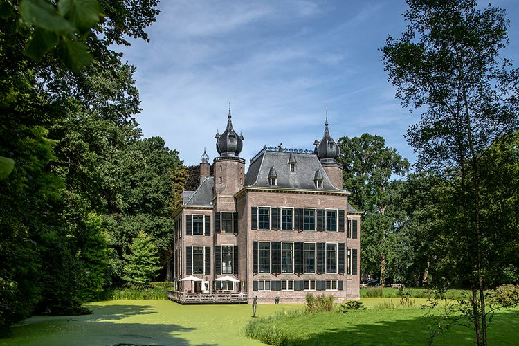 Zondagsovernachting in Kasteel Oud Poelgeest