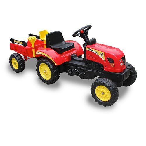Rode tractor