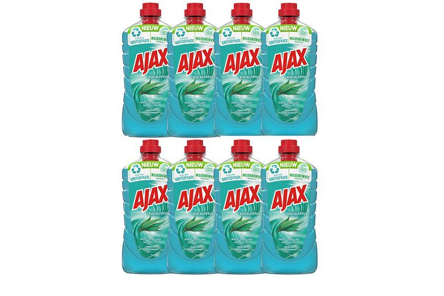 Allesreiniger van Ajax (8 flessen)