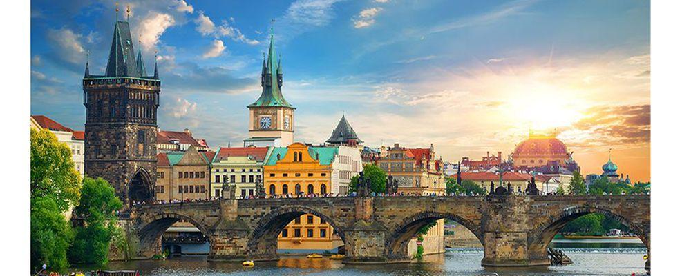 5-daagse treinreis naar Praag (2 p.)