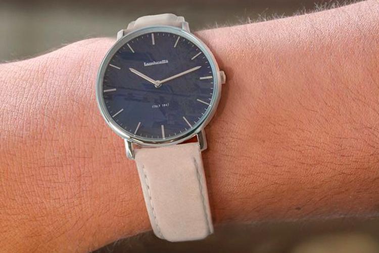 Classico herenhorloge van Lambretta