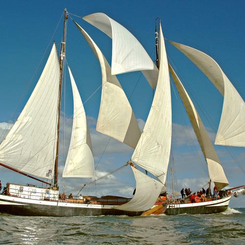 Zeilweekend van Holland Sail