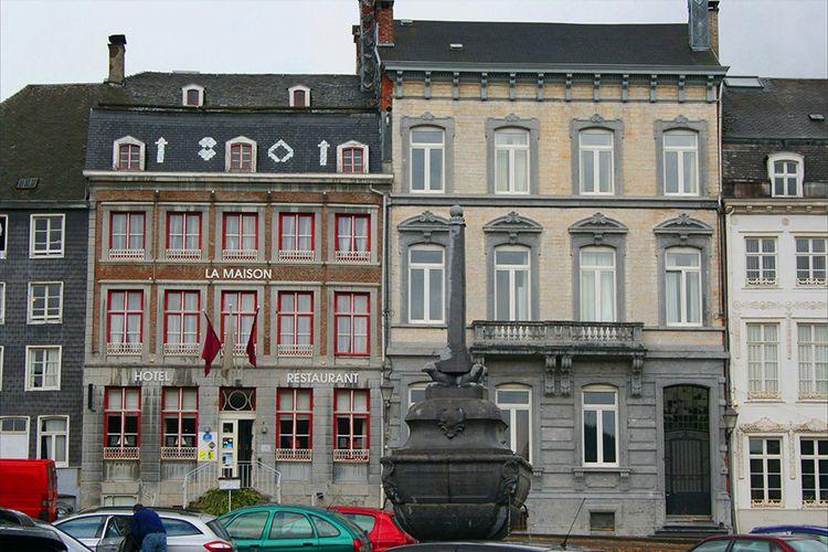 Hotel la maison ardennes s jour l h tel la maison dans for La maison hotel