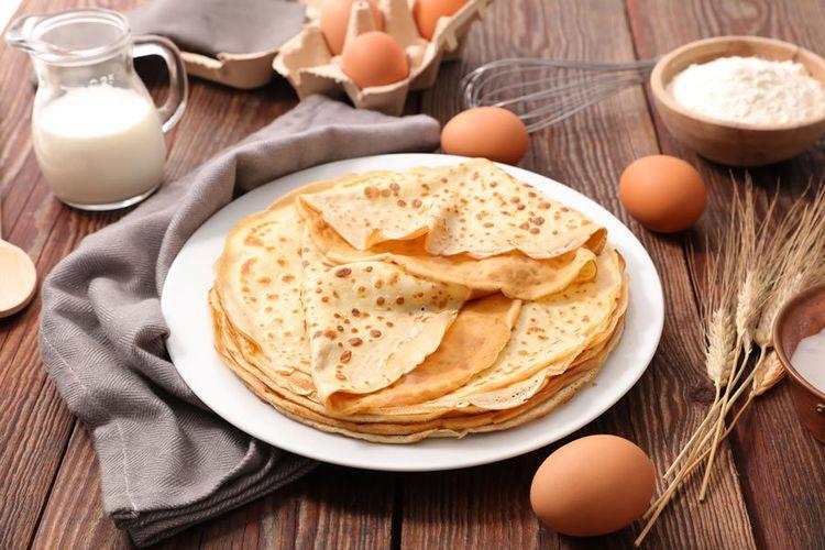 Onbeperkt pannenkoeken eten voor 2, Nederland of Belgi�