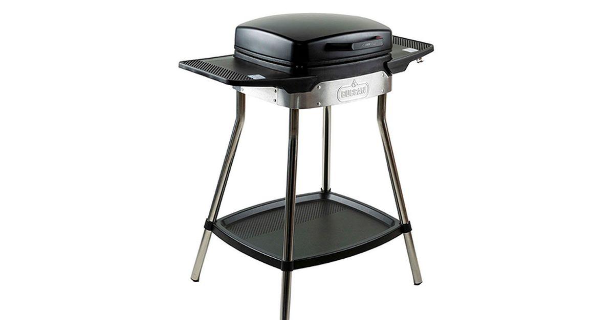 Barbecue électrique Buccan (Modèle : Richmond)