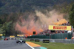 2 zitplaatsen voor Formule 1 GP kwalificatie België 2021
