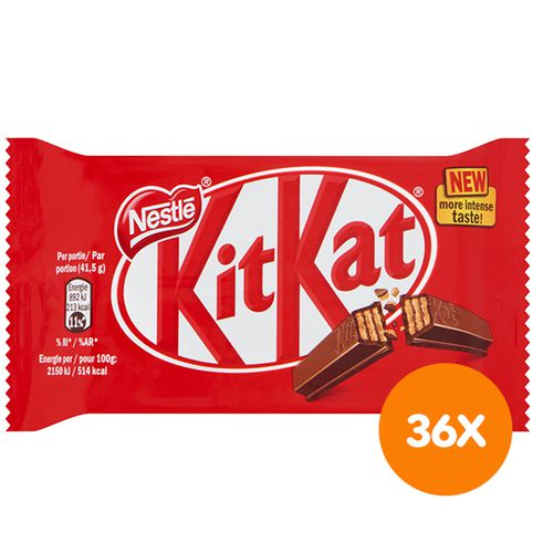 36 Kitkats