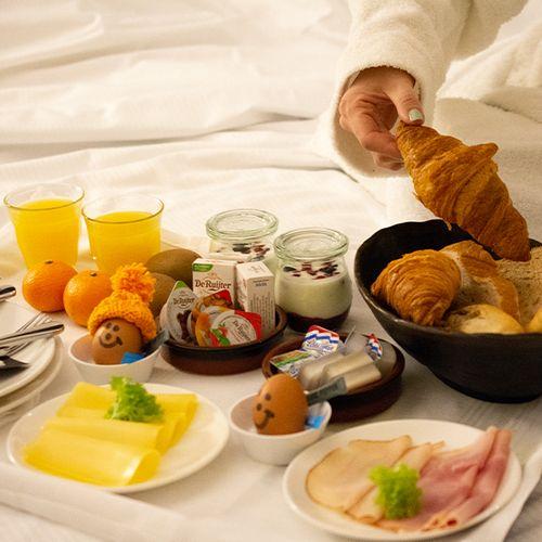 Er even tussenuit: overnachting + ontbijt bij Fletcher