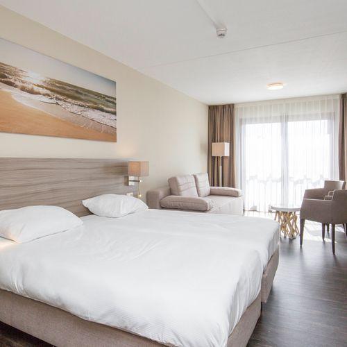 Overnachting in 1 van de 3 sterren Fletcher Hotels