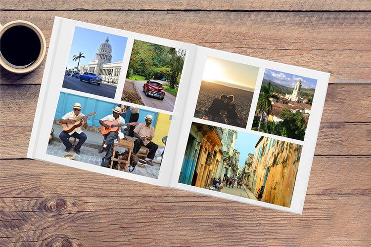 Fotoboek van Fotocadeau.nl (30 x 30 cm)