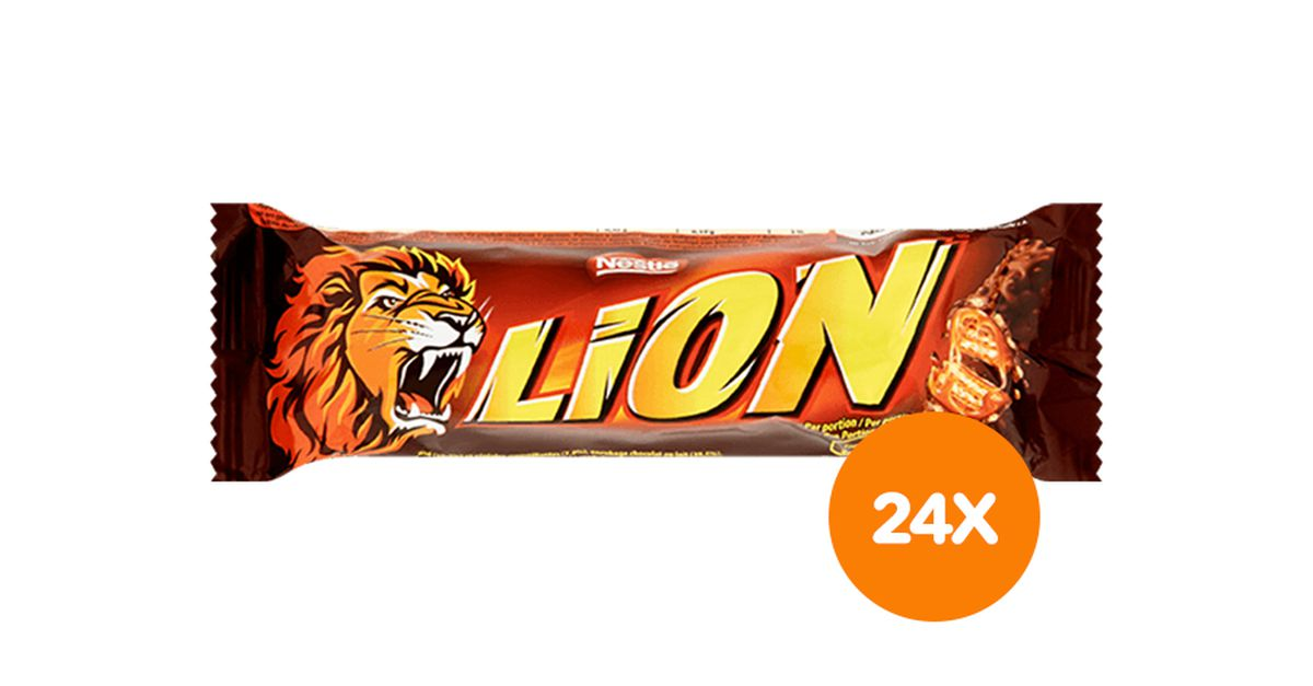 24 barres Lion