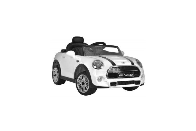 elektrische mini cabrio voor babys mini cabrio elektrische kinderauto. Black Bedroom Furniture Sets. Home Design Ideas