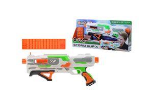 Speelgoedpistool met 24 foamdarts