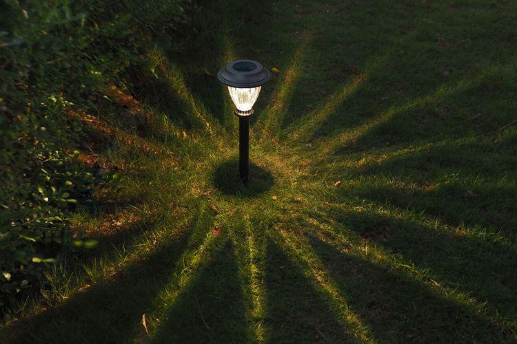 Hyundai buitenlampen 4 solar lampen van hyundai for Solar lampen