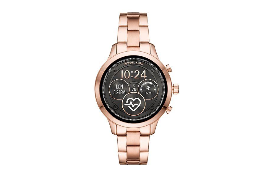 Ros�gouden smartwatch van Michael Kors (MKT5046)