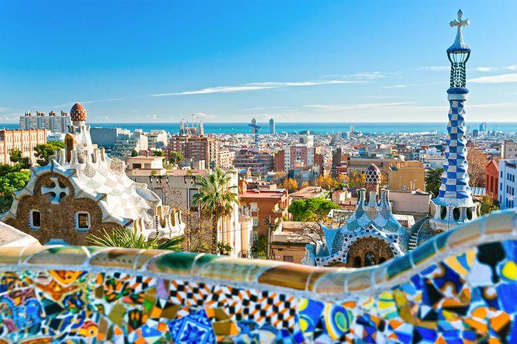 Stedentrip: 2 nachten naar Barcelona