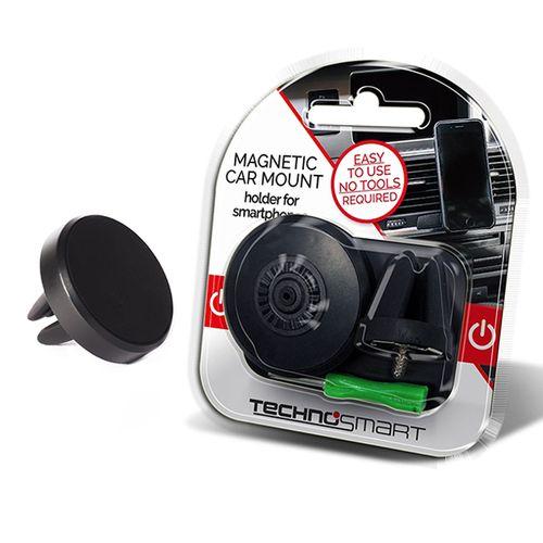Magnetische telefoonhouder voor in de auto