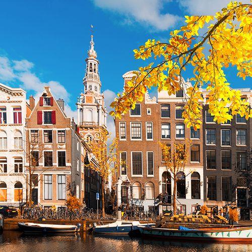 Amsterdam: overnachting voor 2 in een hotel naar keuze