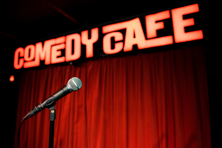 Comedy Caf� top stand-up comedy in Amsterdam (2 p.)