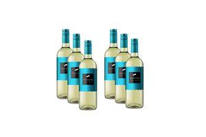 6 bouteilles de vin blanc : Pescaito Blanco (750 ml)