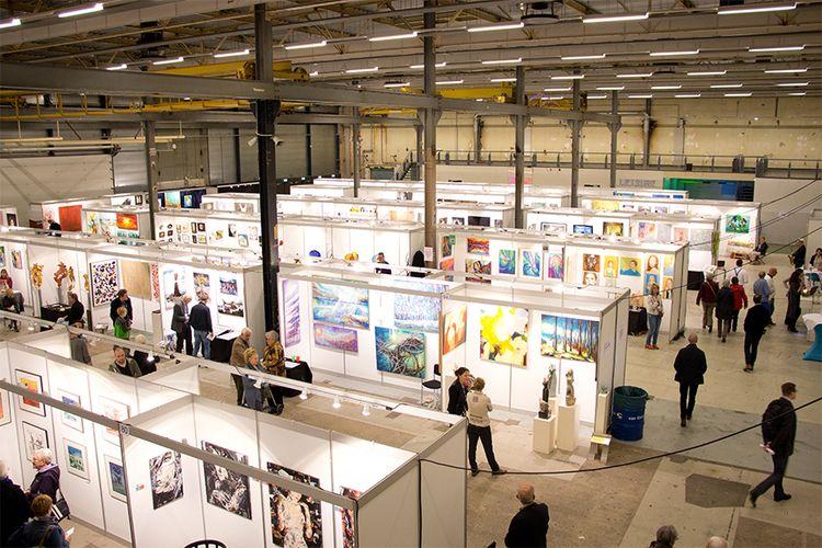 Tickets voor Art Eindhoven 2020 (2 p.)