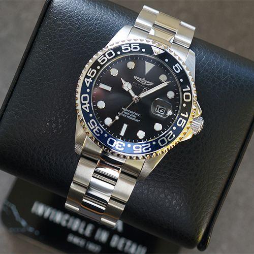 Herenhorloge van Invicta (model: Pro Diver)