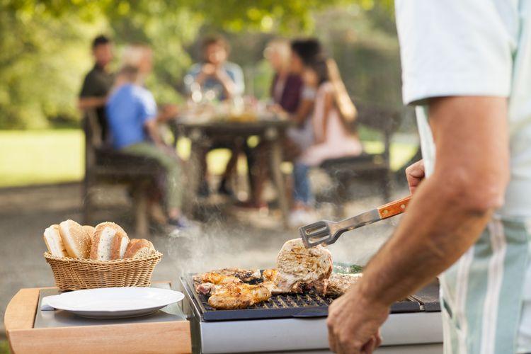 Compleet BBQ-pakket populair 8 personen thuisbezorgd