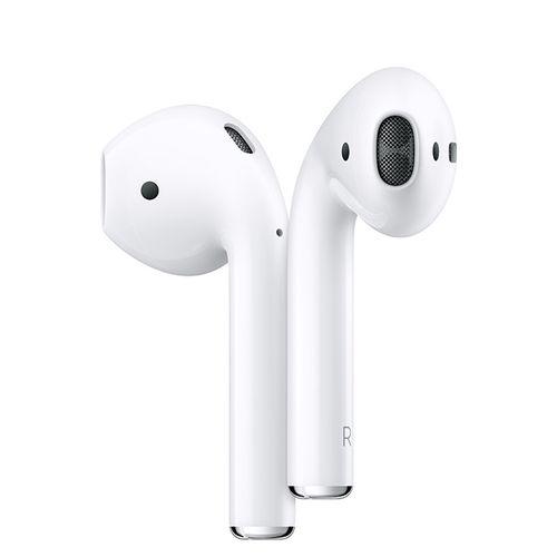 Draadloze oordopjes van Apple met oplaadcase (AirPods 2)