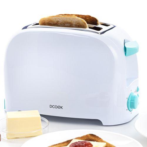Broodrooster van DCook