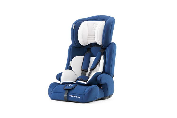 Korting Blauwe 2 in 1 autostoel van Kinderkraft (tot 36 kg)