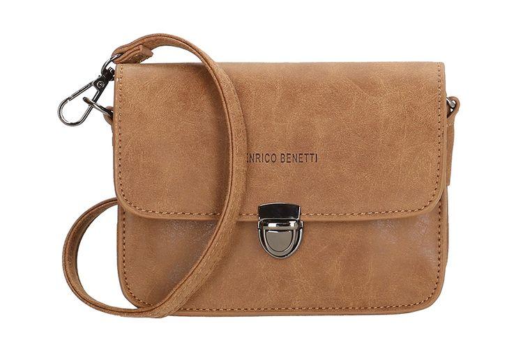 Bruin schoudertasje (model: Nimes)