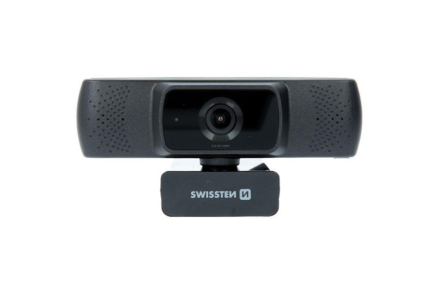Webcam van Swissten (1080p)