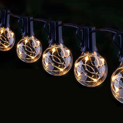 Slimme LED lichtslinger met 20 led-lampjes