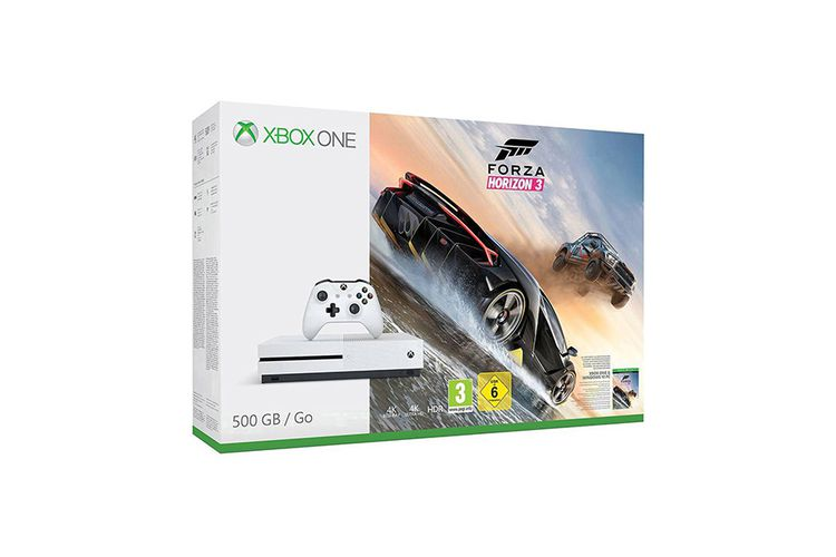 xbox one s forza horizon 3 game xbox one s 500go jeu t l charger forza horizon 3. Black Bedroom Furniture Sets. Home Design Ideas