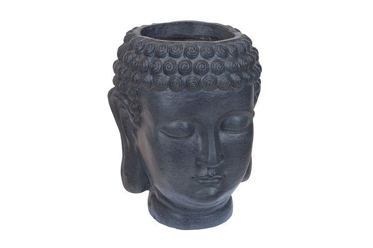 Buddha bloempot (hoogte: 44 cm)