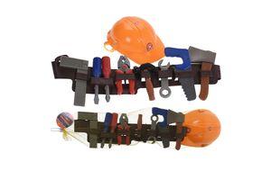10-delige speelgoed-constructieset