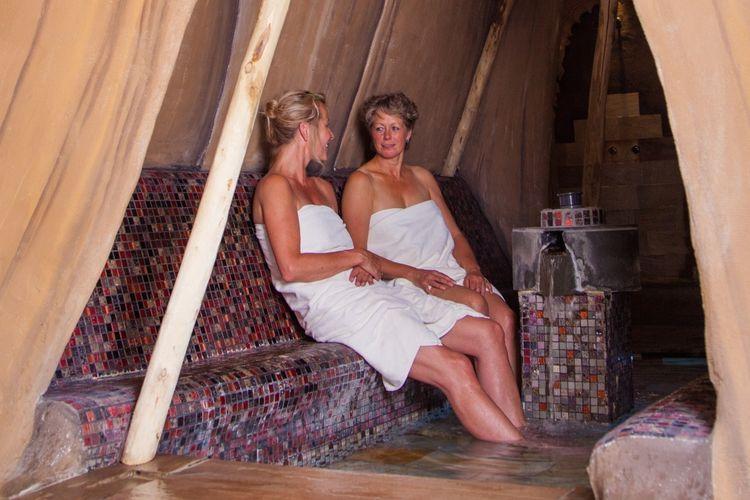 Sauna dagarrangement voor 2 personen in Groningen