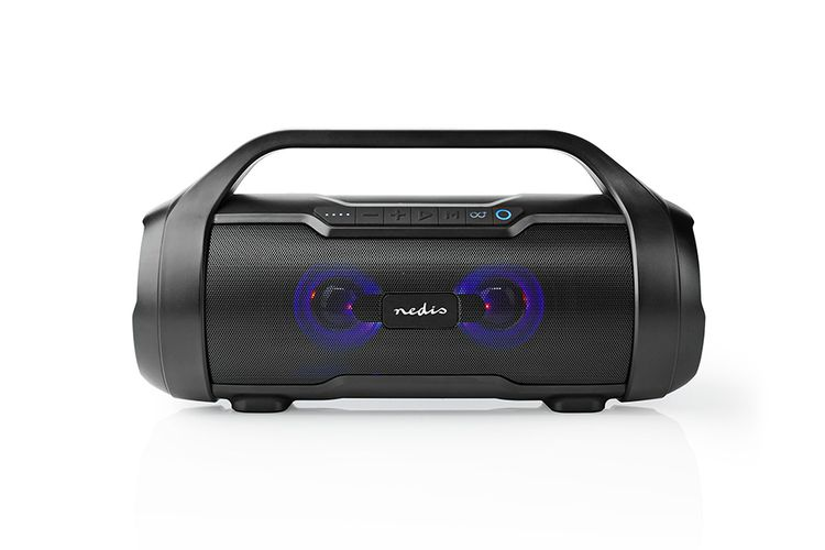 Draadloze boombox speaker