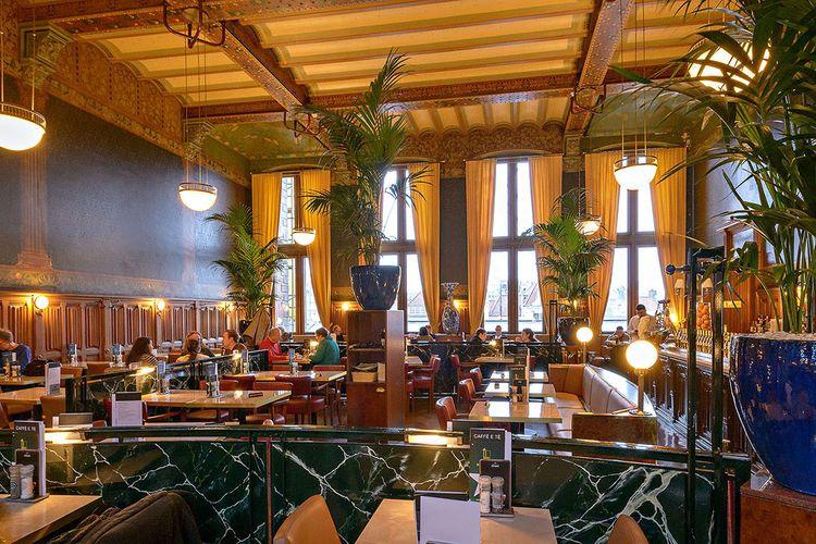 50% korting op 3-gangen Restaurant 1eKlas (max. 6 p.)