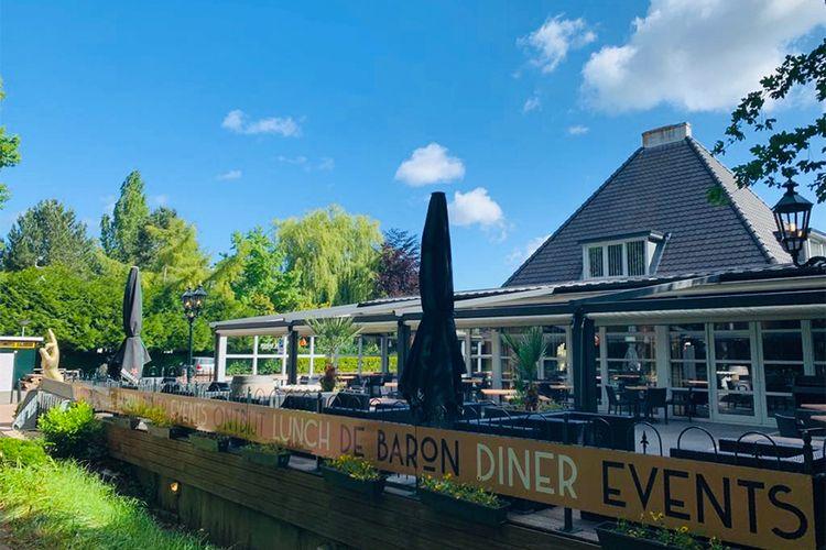 Ontbijt bij Restaurant De Baron (2 p.)