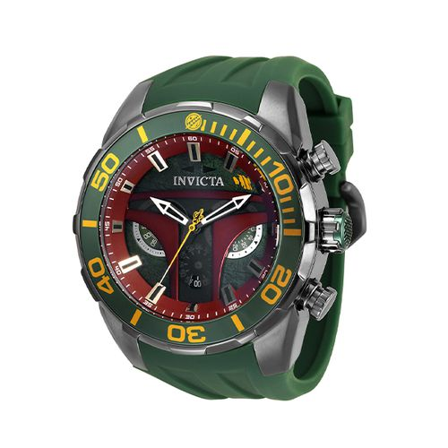 Star Wars-herenhorloge van Invicta