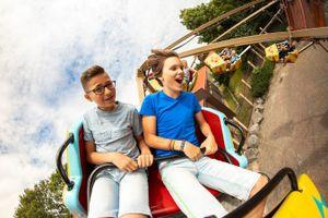 Tickets voor Attractiepark Slagharen (2 p.)