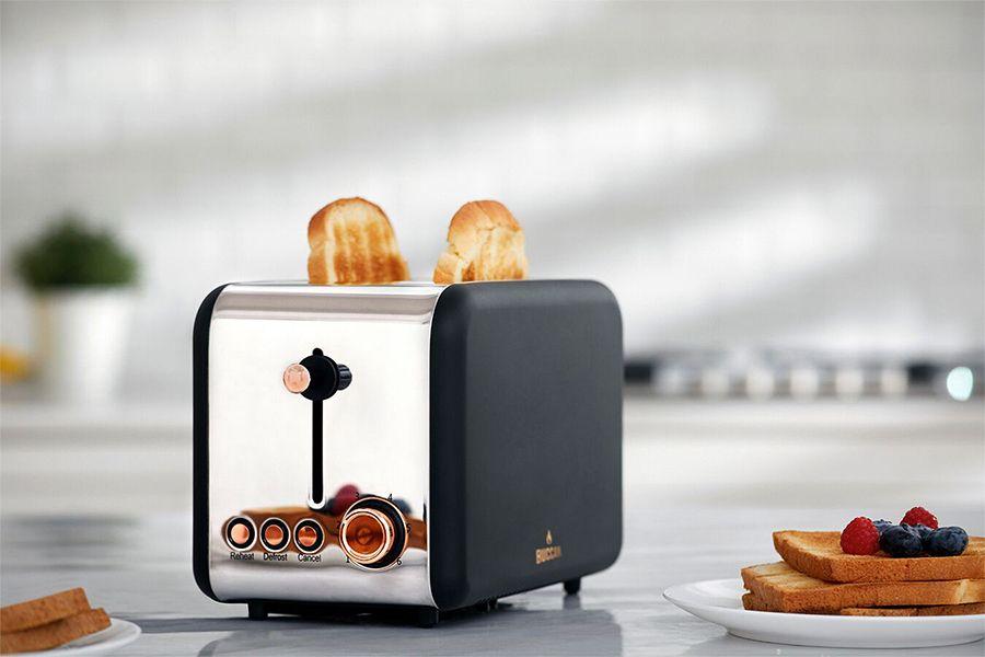 Korting Luxe Broodrooster van Buccan (BCN 5201 1)